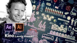 Download Masterclass avec Kino (Laurent Kinowski) | Animer les données | Adobe France Video