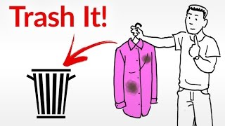 Download 10 Wardrobe Items To Trash IMMEDIATELY | Purging Your Closet Tips Video