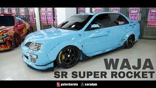 Download Proton Waja Super Rocket - Negeri Sembilan International Autosalon 2017 Video