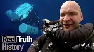 Download Monty Halls' Dive Mysteries - The Curse of The Blue Hole | History Documentary | Reel Truth History Video