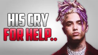 Download Lil Pump's Cry For Help Video