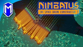 Download Nimbatus - Mining Drones - Let's Play Nimbatus - The Space Drone Constructor Gameplay Livestream Video