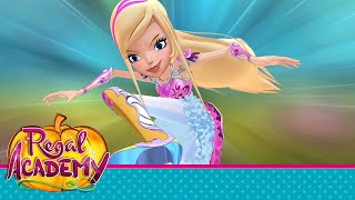 Download Regal Academy | Season 2 Episode 18 - The Shapeshifting Witch (clip) Video