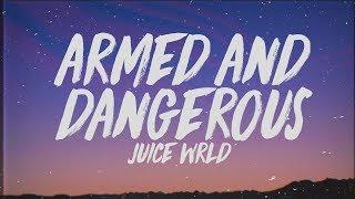 Download Juice WRLD - Armed & Dangerous (Lyrics) Video