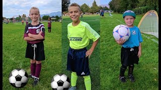 Download 3 SOCCER GAMES IN 1 DAY! ⚽️⚽️⚽️ Video