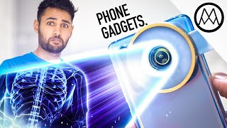 Download 14 Smartphone Gadgets you might not believe Exist. Video