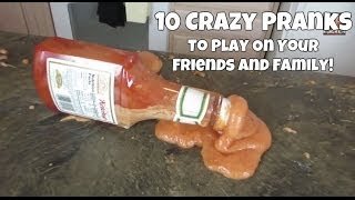 Download 10 Crazy Pranks To Play On Your Friends And Family! Part #5 Video