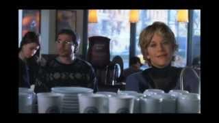 Download You've Got Mail-Starbucks scene Video