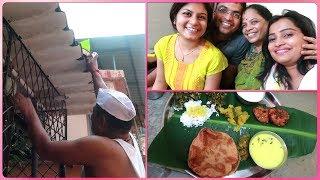 Download My Yummy Lunch Routine at My Mom's House - Mummy Ke Ghar Ke Majje Kitne ?   Indian Mom On Duty Video