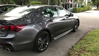 Download 2018 Acura TLX Video