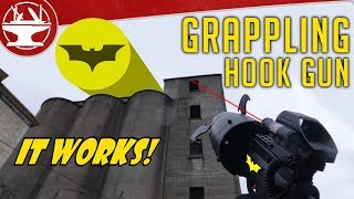 Download Make It Real: Batman Grappling Hook Gun Video