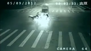 Download ANGEL SUPERHUMAN Teleportation caught on CCTV in China? Video