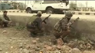 Download 5 CRPF jawans killed by militants in Srinagar Video