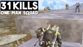 Download 31 KILLS SOLO vs SQUAD | PUBG Mobile Video