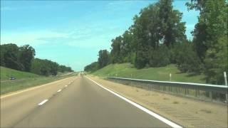 Download Mississippi - Interstate 55 North - Mile Marker 210-220 (5/23/15) Video