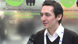 Download IT-TRANS 2014 - Interview with Martin Gruber from the NFC-Forum Video
