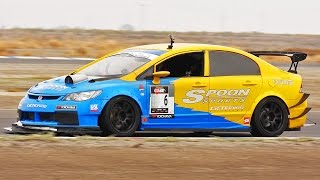 Download Super Lap Battle! - Tuner Battle Week 2014 Ep. 5 Video