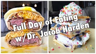 Download Full Day of Eating with Dr. Jacob Harden! Video