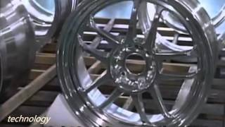 Download Engineering technology from Japan: CNC Machine | Wheel Machines Video