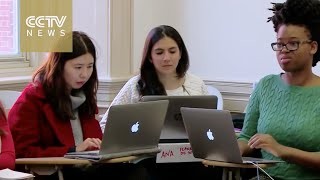 Download More Chinese students attend universities overseas Video