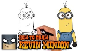 Download How to Draw Kevin | Despicable Me 3 Video
