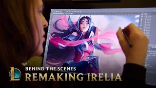 Download Remaking Irelia - Behind the Scenes | League of Legends Video