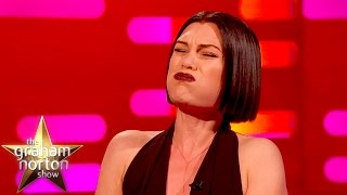 Download Jessie J Can Sing With Her Mouth Closed - The Graham Norton Show Video