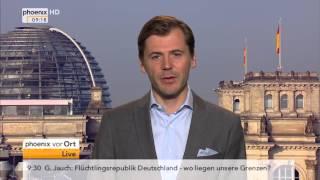 Download Daniel Gerlach im Tagesgespräch zur Flüchtlingskrise am 05.10.2015 Video