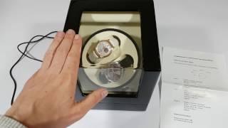Download Un superbe remontoir pour vos montres automatique silencieux et à petit prix !! Video