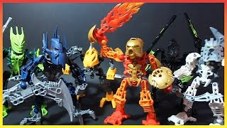 Download Bionicle Stars   2010 - Lego 7116 - 7135 - 7136 - 7137 - 7138 - 7117 Video