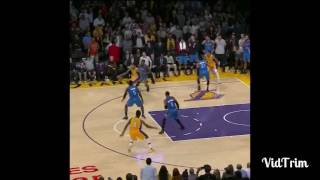 Download Nick Young steals pass from teammate, hits game winning shot Video