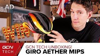 Download GCN Tech Unboxing: Giro Aether MIPS Custom Helmet Video