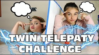 Download TWIN TELEPATHY CHALLENGE By Marghe Giulia Kawaii Video