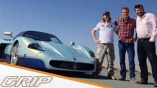 Download Maserati MC12 Corsa - GRIP - Folge 272 - RTL2 Video