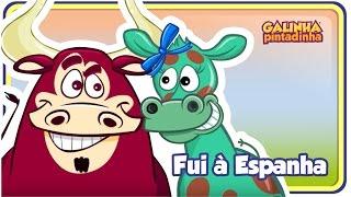 Download FUI À ESPANHA - Clipe Música Oficial - Galinha Pintadinha DVD 5 Video