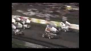 Download 1980's Sprint Car and Dirt Crashes, Flips and Fights Video