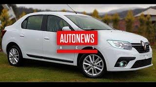 Download Обновленный Renault Logan засветился в реальных условиях Video