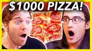 Download BUYING A $1000 PIZZA Video
