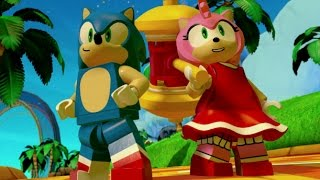 Download LEGO Dimensions - Sonic Adventure World Free Roam Gameplay Video