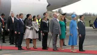 Download Mexican State Visit to Denmark - Welcome. Video