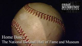 Download Home Base: The National Baseball Hall of Fame and Museum Video