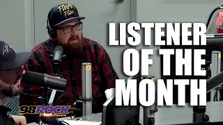 Download Listener of the Month Video