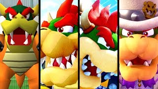 Download Super Mario Evolution of BOWSER'S VOICE 1997-2017 (N64 to Switch) Video