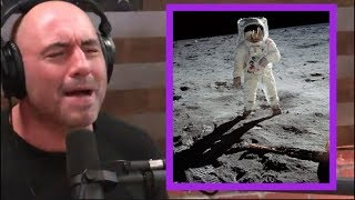 Download Joe Rogan - Moon Landing Footage Was Faked! Video