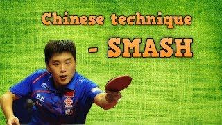 Download Forehand Smash Table Tennis Technique Video