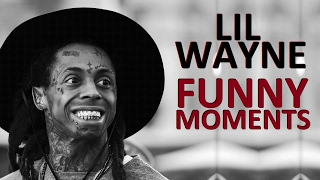 Download Lil Wayne FUNNY MOMENTS (BEST COMPILATION) Video