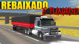 Download Grand Truck Simulator - Rebaixando e Tunando Scania 113H Video