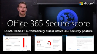Download An introduction to Office 365 Secure score Video