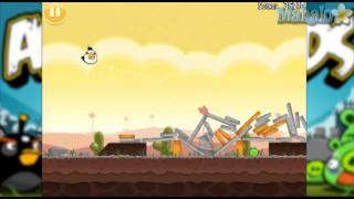 Download Angry Birds Poached Eggs Level 3-15 Video
