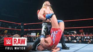 Download FULL-LENGTH MATCH - Raw - Kurt Angle vs. Chris Jericho - WWE Championship Match Video